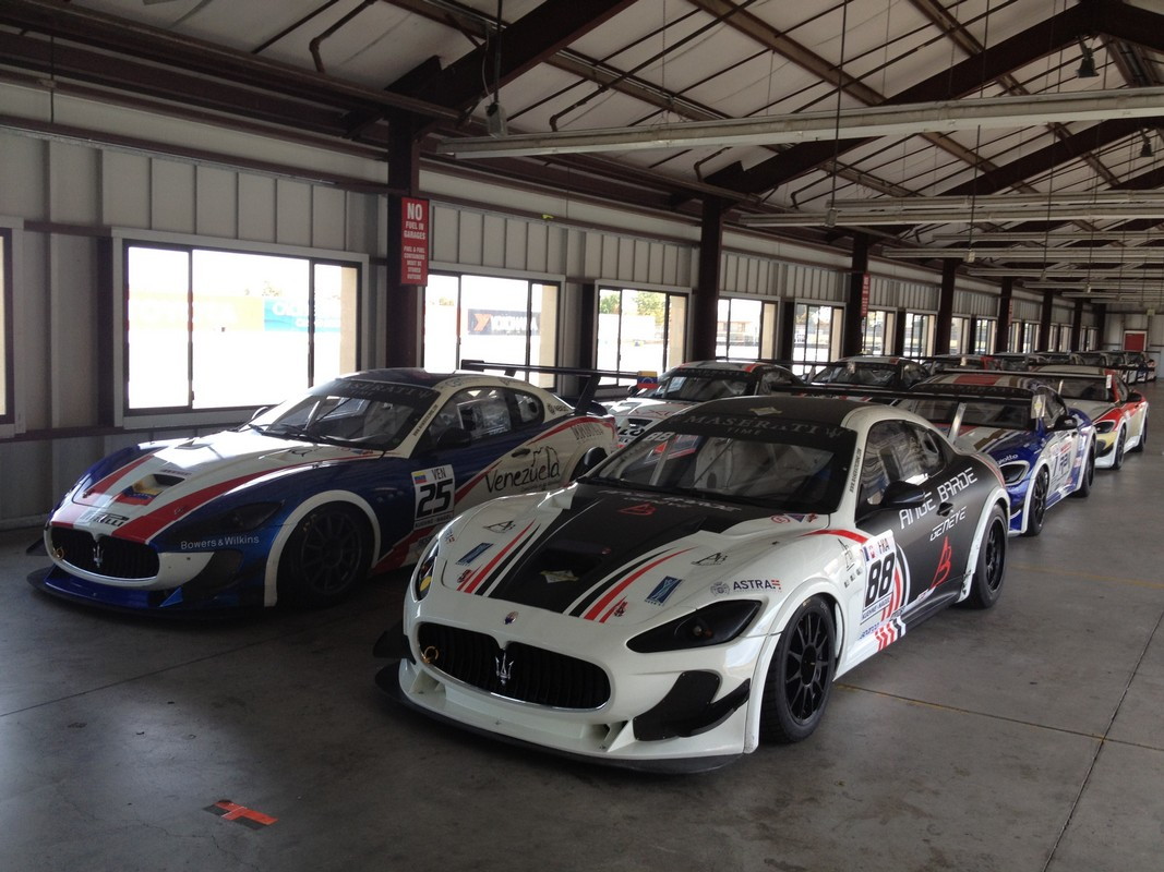 shipping race cars