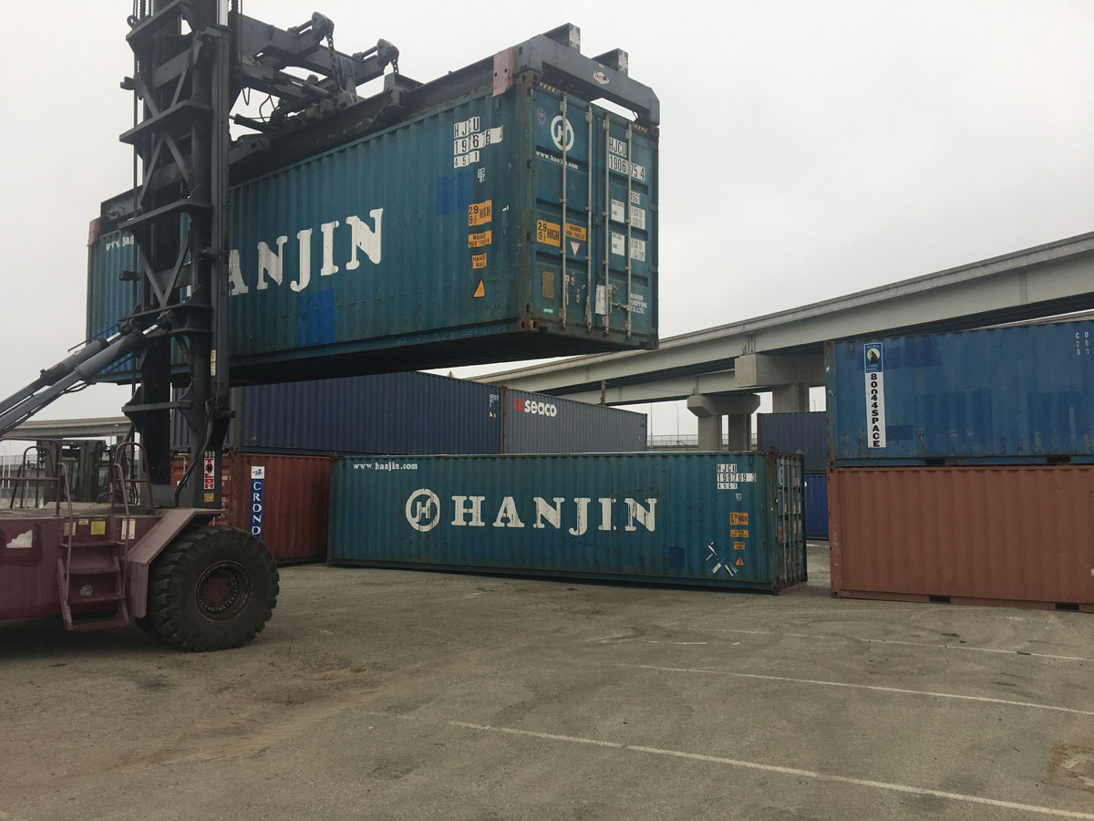 impact shipping containers